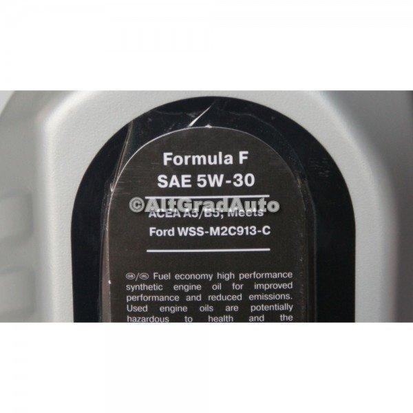 ulei ford 5w30 formula f high performance 1l ulei motor 5w. Black Bedroom Furniture Sets. Home Design Ideas