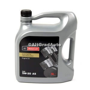 5 Ulei Ford 5W30 Motorcraft Syntetic Technology A5 5L Ford