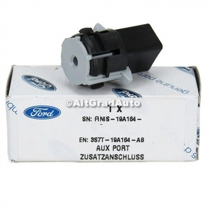 Adaptor port auxiliar multimedia Ford