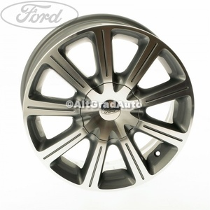 Janta aliaj 17 inch, 9 spite, design Machined Ford galaxy 2 2.0