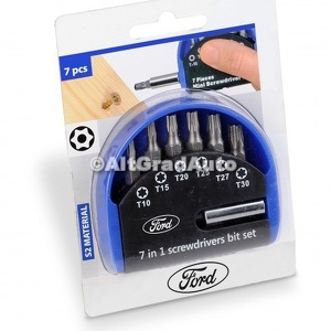 Set biti Ford Tools 7 buc Ford