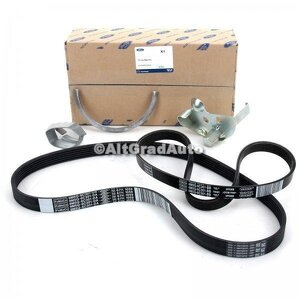 Set curea transmisie cu AC stretchbelt Ford focus 3 1.6 ti