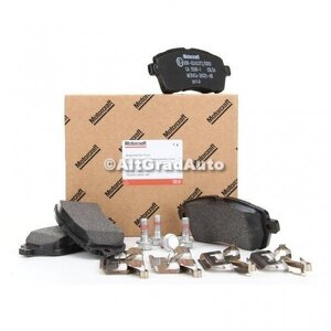 Set placute frana fata Ford fiesta mk 6 1.25