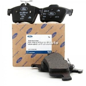 Set placute frana spate (disc 265/271/280mm) premium Ford tourneo connect mk1 1.8 di