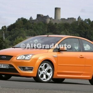 Set prag primerizat dreapta 3 usi Ford focus 2 1.4