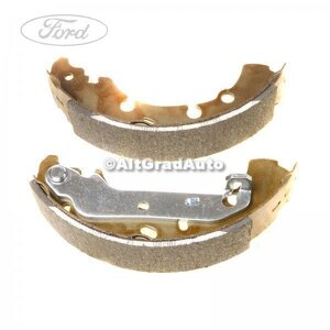 Set saboti frana R 200 mm Ford fiesta 5 1.25 16v