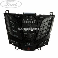 Panou contrul sistem audio Ford, standard Ford Focus Mk3 1.0 EcoBoost