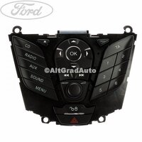 Panou contrul sistem audio Ford, standard Ford Focus 3 1.0 EcoBoost
