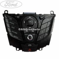 Panou contrul sistem audio Ford, standard Ford BMax 1.0 EcoBoost
