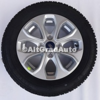 Roata iarna aliaj completa Ford Original 165/70 R14 Semperit Master Grip2 Ford Ka Plus 1.19 Ti