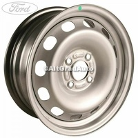 Janta tabla 14 inch argintiu Ford Ka Plus 1.19 Ti