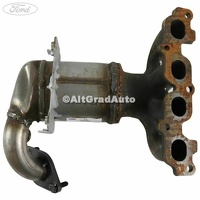 Catalizator Ford Fiesta Mk 5 Facelift 1.6 16V